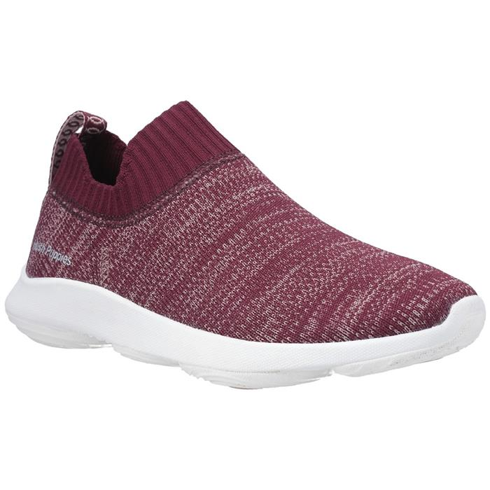 Hush Puppies Womens Free in Red