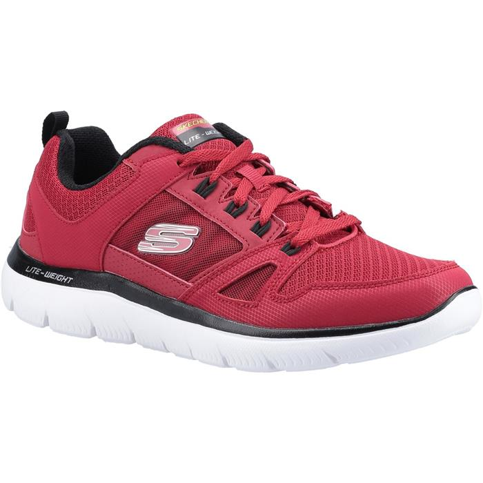 Skechers Mens Summits New World in Red